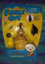 Family Guy Create A Figure The Giant Chicken With Part To Build Death New Rare