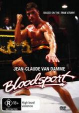 BLOODSPORT Jean-Claude Van Damme kickboxer NEW DVD R4 (Region 4 Australia)