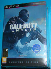 Call of Duty - Ghosts - Hardened Edition - Sony Playstation 3 PS3 - PAL Ne Nuovo