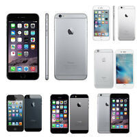 Apple iPhone 6s Plus 5 5s 6 16GB 64GB 128GB Silver Grey Gold Unlocked Smartphone