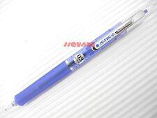 2 x Pilot Hi-Tec-C Slim Knock 0.3mm Retractable Rollerball Gel Pen, Blue