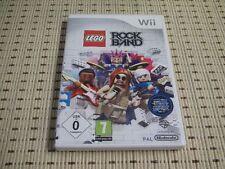 Lego Rockband für Nintendo Wii und Wii U *OVP*