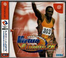 Sega Sports Virtua Athlete 2K Dreamcast Japan New