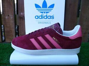Adidas MI GAZELLE 2016 80 s casuals UK 8.5 BRAND NEW RARE COLOURWAY LOOK