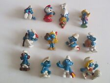 Vintage Smurfs from 1983