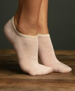 Lemon Legwear Womens One Size Fits Most Sunkissed Butter Two-Pair Sock Set $12