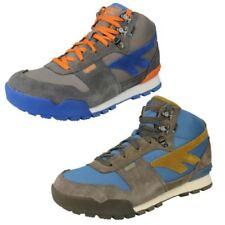 Hi-Tec Lace Up Walking, Hiking, Trail Shoes for Men