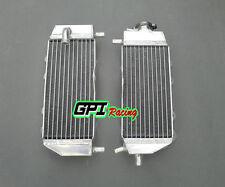 aluminum radiator Yamaha YZ125 YZ 125 2005-2013 05 06 07 08 09 10 11 12 13 2011