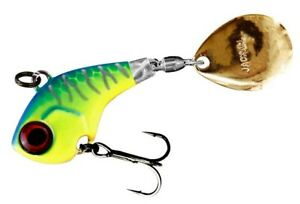 Jackall Deracoup Tail Spinner - Choose Size and Color