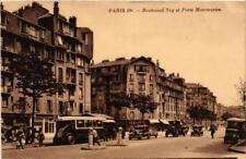 CPA PARIS (18e) Boulevard Ney. Porte mOntmartre (563625)