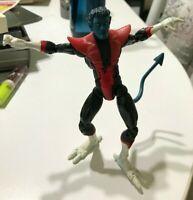 "Marvel Legends 6"" Toybiz Series IX -Galactus wave Nightcrawler X-Men Kurt Wagner"