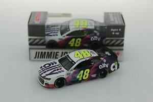 NASCAR 2020 JIMMIE JOHNSON #48 TEXAS ALLY 1/64 CAR IN STOCK