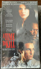 A Time To Kill VHS New, Sealed