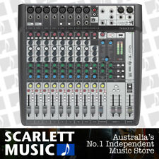 Soundcraft Signature 12 Mulitrack Recording Mixing Desk w/ USB + FX