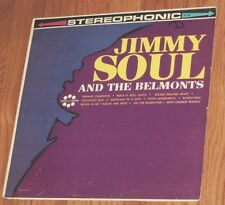VINYL LP Jimmy Soul And The Belmonts With Charlie Francis - Self-Titled (1963)