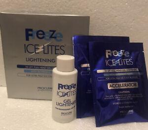 Proclere Freeze Ice Lites Gel Lightening Kit