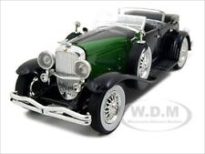 1934 DUESENBERG BLACK 1:32 DIECAST MODEL CAR SIGNATURE MODELS 32310