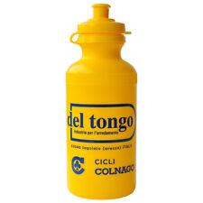Deltongo Plastic Water Drinks Bottle Colango Vintage Style Eroica Steel Bike