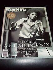MICHAEL JACKSON HIP HOP SPECIAL EDITION TRIBUTE - Silver edition 1958-2009