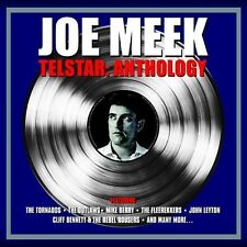 JOE MEEK - TELSTAR: ANTHOLOGY - 75 ORIGINAL RECORDNGS  (NEW SEALED 3CD SET)