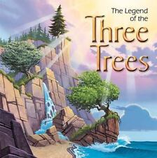 The Legend Of The Three Trees - Board Book  Board book Used - Good