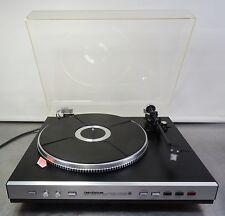 Plattenspieler automatik turntable - direct drive quartz Universum F2002 1981-82