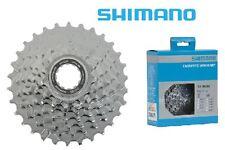 SHIMANO HG50 7 Velocidad 13-30t Engranaje Piñón MTB Híbrido Bicicleta Casete