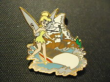 DISNEY DLR E-TICKET DELUXE STARTER TINKER BELL ON THE MATTERHORN PIN