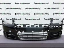 VW EOS 2006-2011 pare choc avant en véritable Noir [V12]