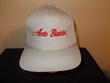 VTG-1990s Auto Butler Polishing Paint Protect rope style snapback hat sku10