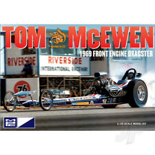 MPC 1:25 Tom McEwen Tirend Front Engine Dragster 2T Car Plastic Kit