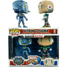 Marvel Vs. Capcom - Ultron vs Sigma Pop! Vinyl Figure 2-Pack