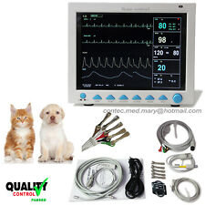 veterinary Portable patient monitor vital signs Multi-parameters for pet dog cat
