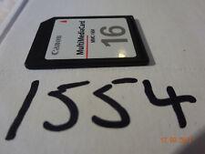 Canon Oem 16 MB Multi Media Tarjetas De Memoria Para Videocámara Y Cámara MMC-16M 16 MB