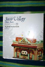Department 56 Snow Village La Fiesta 00006000  Restaurante