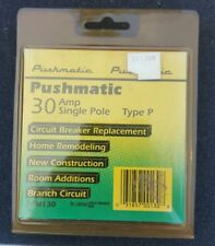 Circuit Breaker Replacement for Pushmatic 30A Single Pole Type P PM130