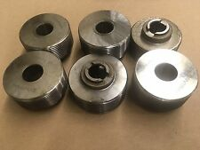Fette Thread Rolling Dies for T27 Tangential Attachment , 9 SETS