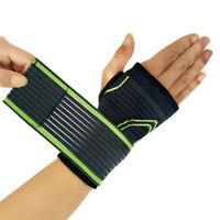 Universal komfortabel Handgelenkbandage Stützband Wraps Hand Palm Support