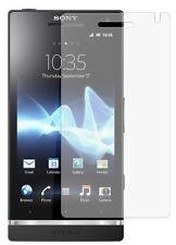 3 x Anti Scratch Screen Protector for Sony Ericsson Xperia S LT26i Nozomi LT26a