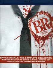 The Battle Royale - Battle Royale: The Complete Collection [New Blu-ray]