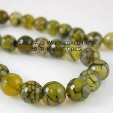 Dragon vein (yellow) Bracelet - Creativity | Energy | Strength | Truth