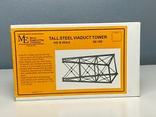 HO & HOn3  SCALE MICRO ENGINEERING CO. TALL STEEL VIADUCT TOWER # 80-169