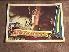HELLGATE 1952 LOBBY CARD #8 WESTERN