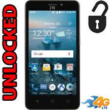 New AT&T UNLOCKED ZTE Maven 2 8GB 4G LTE GSM World Smartphone Plus Free Gift