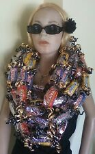 Candy Lei, Graduation lei, quality hand crafted milk chocolate READ listing!