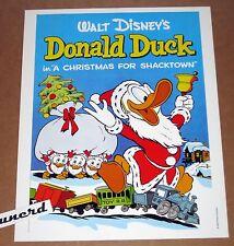 Carl Barks Kunstdruck: Cover zu Four Color Comics # 367 - Cover Art Print