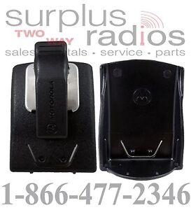 New Motorola OEM Plastic Holster JMZN4023A EX500 EX560XLS EX600 EX600XLS GP388