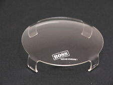 BOSS GENUINE suit HELLA Rallye 4000 COMPACT size CLEAR COVERS x2 , READY TO SEND