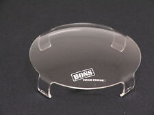 Boss 4WD Clear Driving Light Covers suit Hella Rallye 4000 Compact 170mm (Pair)