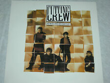 """CUTTING CREW Rock And A Hard Place 1989 OZ P/S 7"""" NM"""